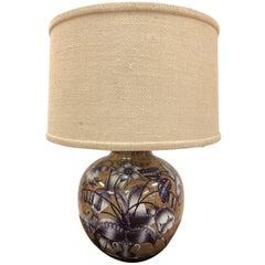 Gio Ponti for Richard Ginori Ceramic Lamp