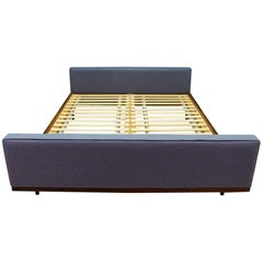 Gray Bed Rosewood Classic Vintage Retro, 1970s