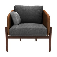 Guerrero II Armchair, Contemporary Mexican Design