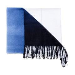 AZURE Cashmere Throw / Blanket