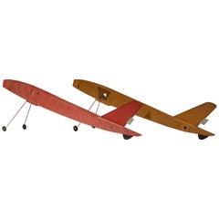 Handmade Model Airplanes