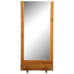 Hayworth Standing Mirror Offered by Vladimir Kagan Design Group
