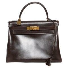 Hermès 28cm Kelly Handbag Circa 1976