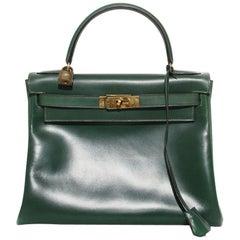 Hermès Kelly Handbag Circa 1973