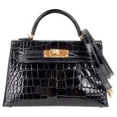 Hermes Kelly Mini Handle Bag 20cm