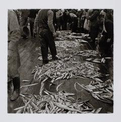 Hideoki, Black & White Photography, Fishing Village, Japan, 1977