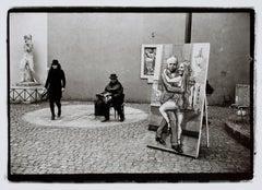 Hideoki, Black & White Photography, Untitled, Italy, 1994