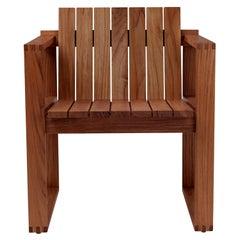 Indoor-Outdoor BK10 Dining Chair in Teak Oil by Bodil Kjær