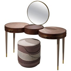 Infinity Contemporary Dressing table by Luísa Peixoto