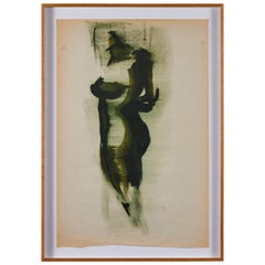 Ink on Paper, Original Art by Greg Lauren