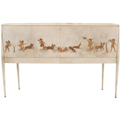 Italian 1930s Sideboard by Paolo Buffa