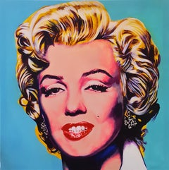 Marilyn Monroe Icon V