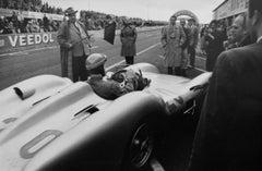 Karl Kling, Mercedes W196, Grand Prix of France, Reims, France
