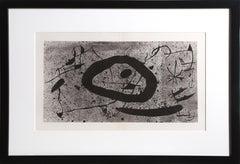 Les Essencies de la Tierra, Lithograph by Joan Miró 1968