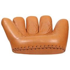 """JOE"" Glove Chair for Poltronova"