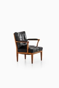 Josef Frank armchair model 868 by Svenskt Tenn in Sweden