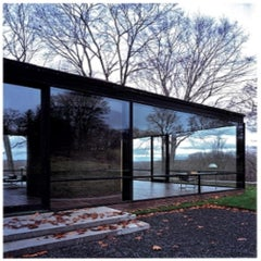 """The Glass House"" New Canaan, Connecticut. Philip Johnson"