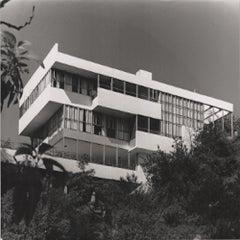 """The Lovell House"" Los Angeles, California. Richard Neutra"