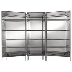 Jumbo Group/JCP Universe Set of Three Perflect Bookshelves-Cabinets by Sam Baron