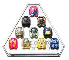Visionaire Artist Toys, 2006 (Alex Katz, Kehinde Wiley, Rob Pruitt & more)