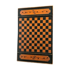 Large Game Board, Checkers and Parcheesi