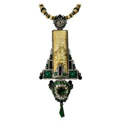 Lawrence VRBA Jewelleryfor Chloé Couture Run Way Circa 2000/2001