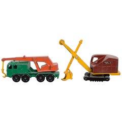 Lesney Die Cast Matchbox Series Toys, circa 1960