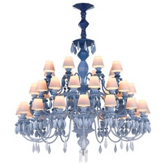 Lladro Belle de Nuit 40-Light Chandeliers