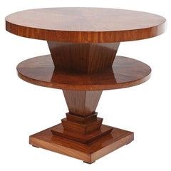 Louis Majorelle Art Deco Occasional Table
