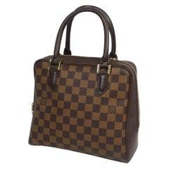 LOUIS VUITTON Brera Womens handbag N51150 Damier ebene