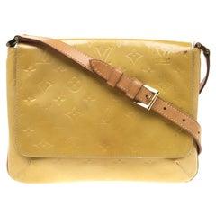Louis Vuitton Mango Monogram Vernis Thompson Street Bag