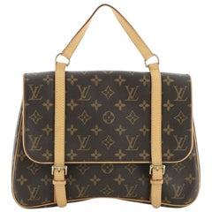 Louis Vuitton Marelle Sac a Dos Backpack Monogram Canvas