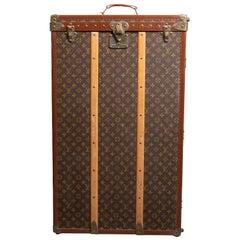 Louis Vuitton Monogram Wardrobe Trunk