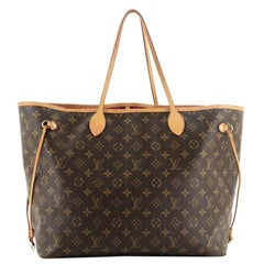 Louis Vuitton Neverfull NM Tote Monogram Canvas GM