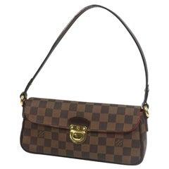 LOUIS VUITTON Ravello PM Womens shoulder bag N60007 Damier ebene