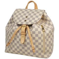 LOUIS VUITTON Sperone Womens ruck sack Daypack N41578