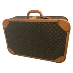 Louis Vuitton Stratos 70 Vintage Suitcase in monogram canvas