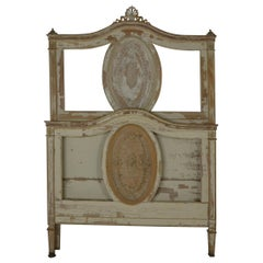 Louis XVI Twin Bed Frame