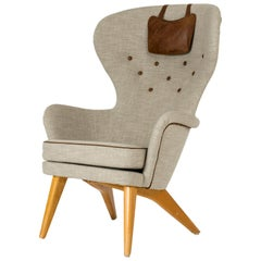 Lounge Chair by Gustaf Hiort af Ornäs