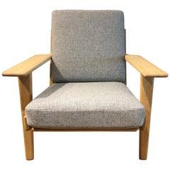 Lounge Chair GE290 by Hans J. Wegner