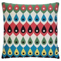 Maharam Pillow, Amulet by Sonnhild Kestler