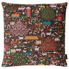 Maharam Pillow, Bavaria by Studio Job