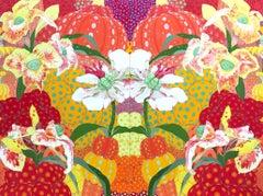Libertad I & II - 21st Century, Contemporary, Figurative Painting, Japanese Art