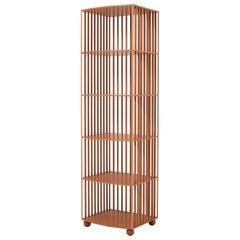 Mario Bellini Étagère Wooden Bookcase for Bottega Ghianda