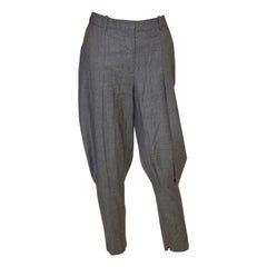 McQueen Tailored Wool Trousers