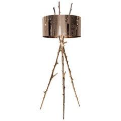 Meta Floor Lamp Hudson Furniture