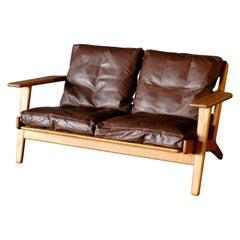 Midcentury Sofa by Hans Wegner