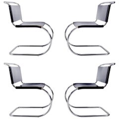 Mies van der Rohe MR10 Chairs for Knoll