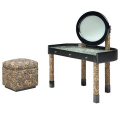 Mirror Vanity Set by Franco Maria Ricci for SCIC, 1980s