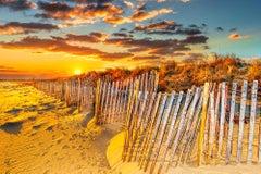 East Hampton Wainscott  Beach at Sunset
